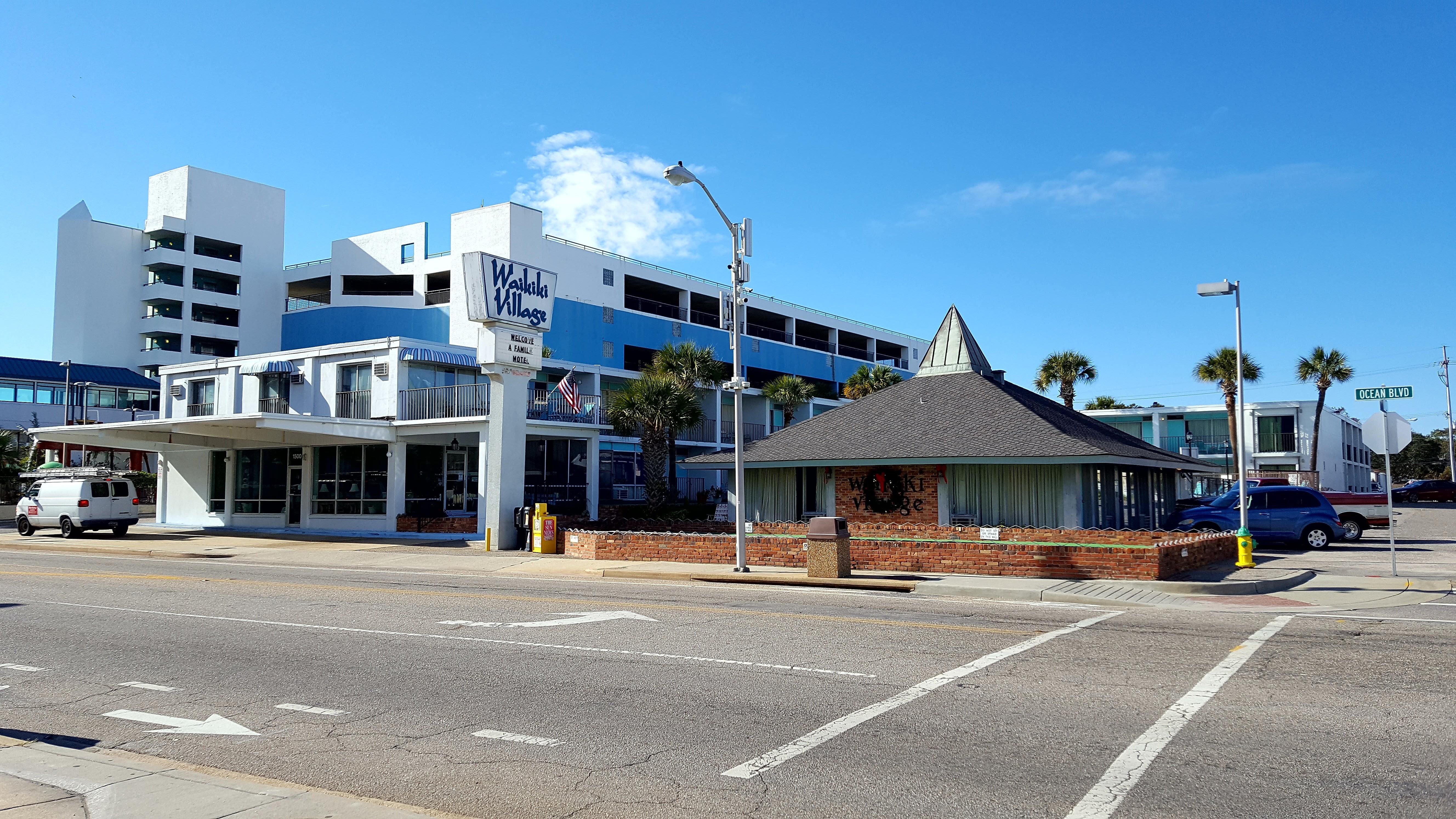 Waikiki Village Motel Wikipedia