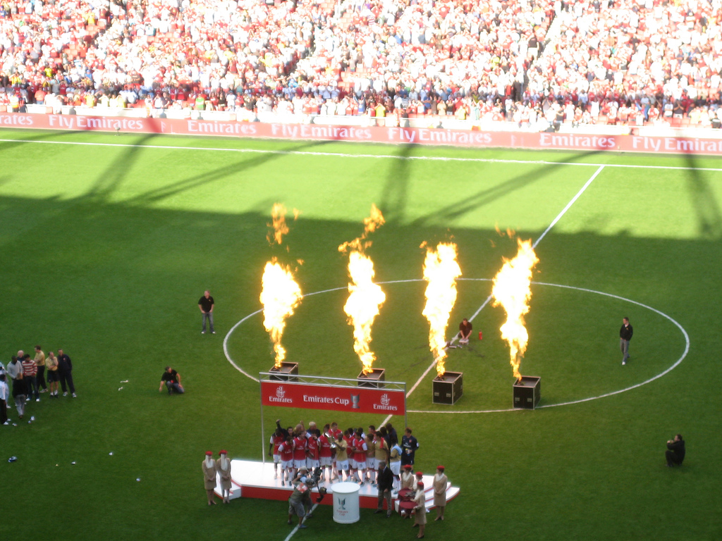 2007 Emirates Cup Wikipedia