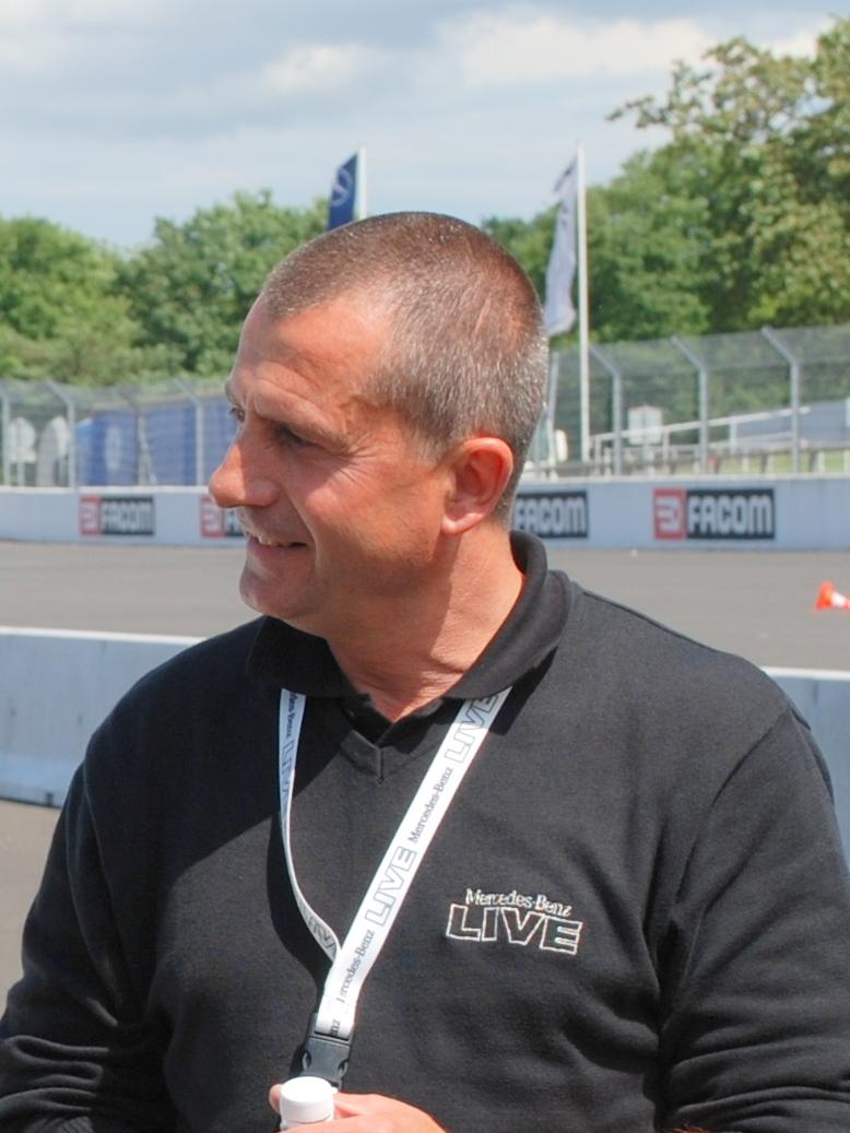 Yannick Dalmas