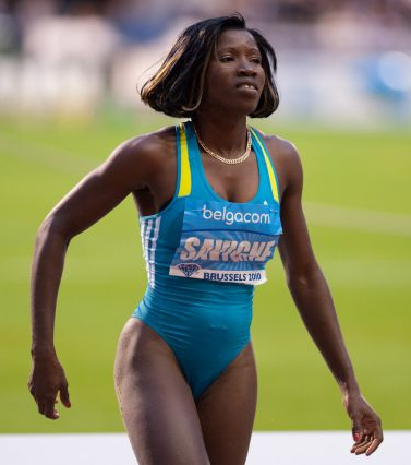 Female track athletes are more intensely horny than the average person - 5 5