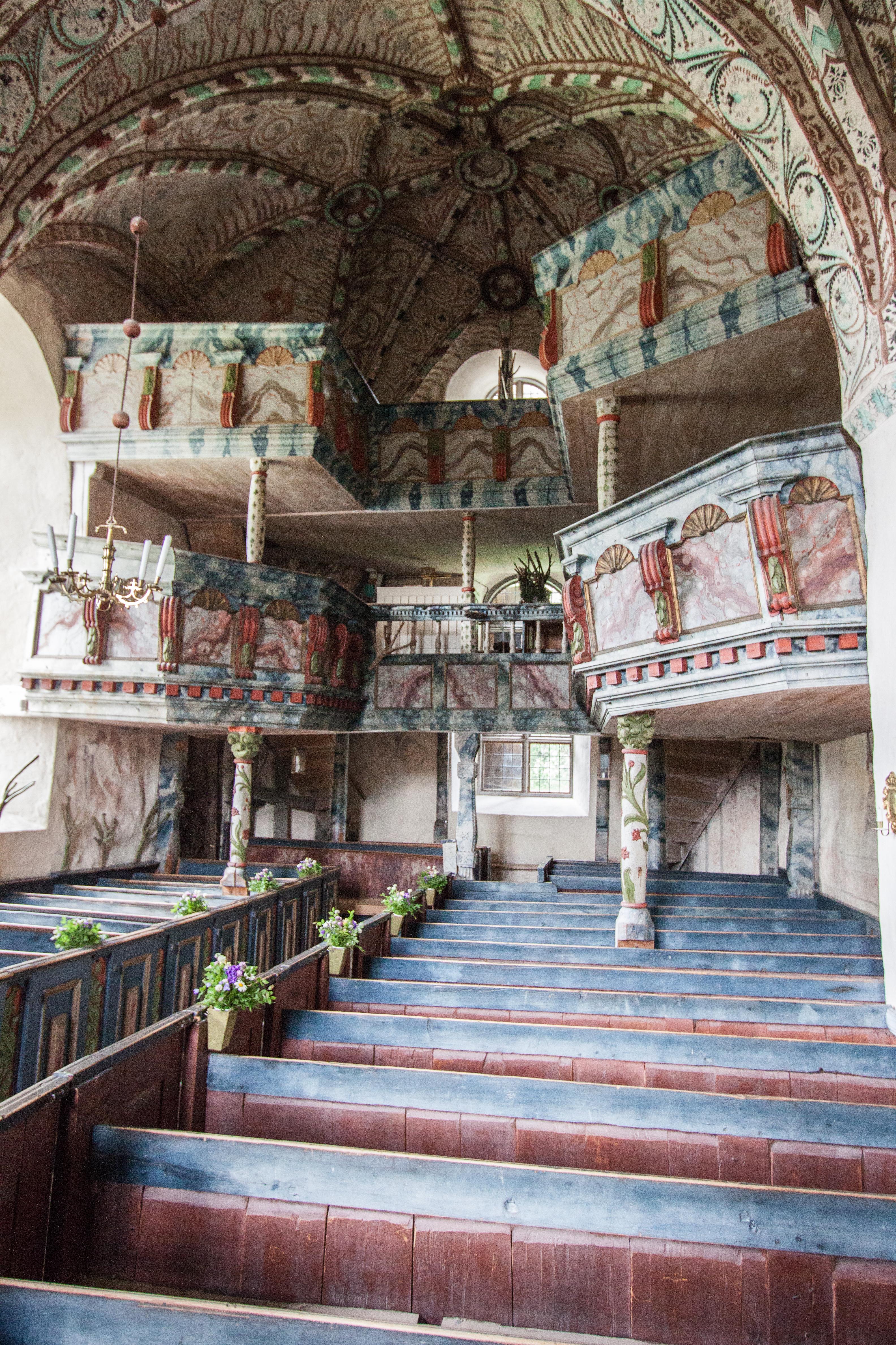 Fil:Ytterlnns gamla kyrka - KMB - Wikipedia