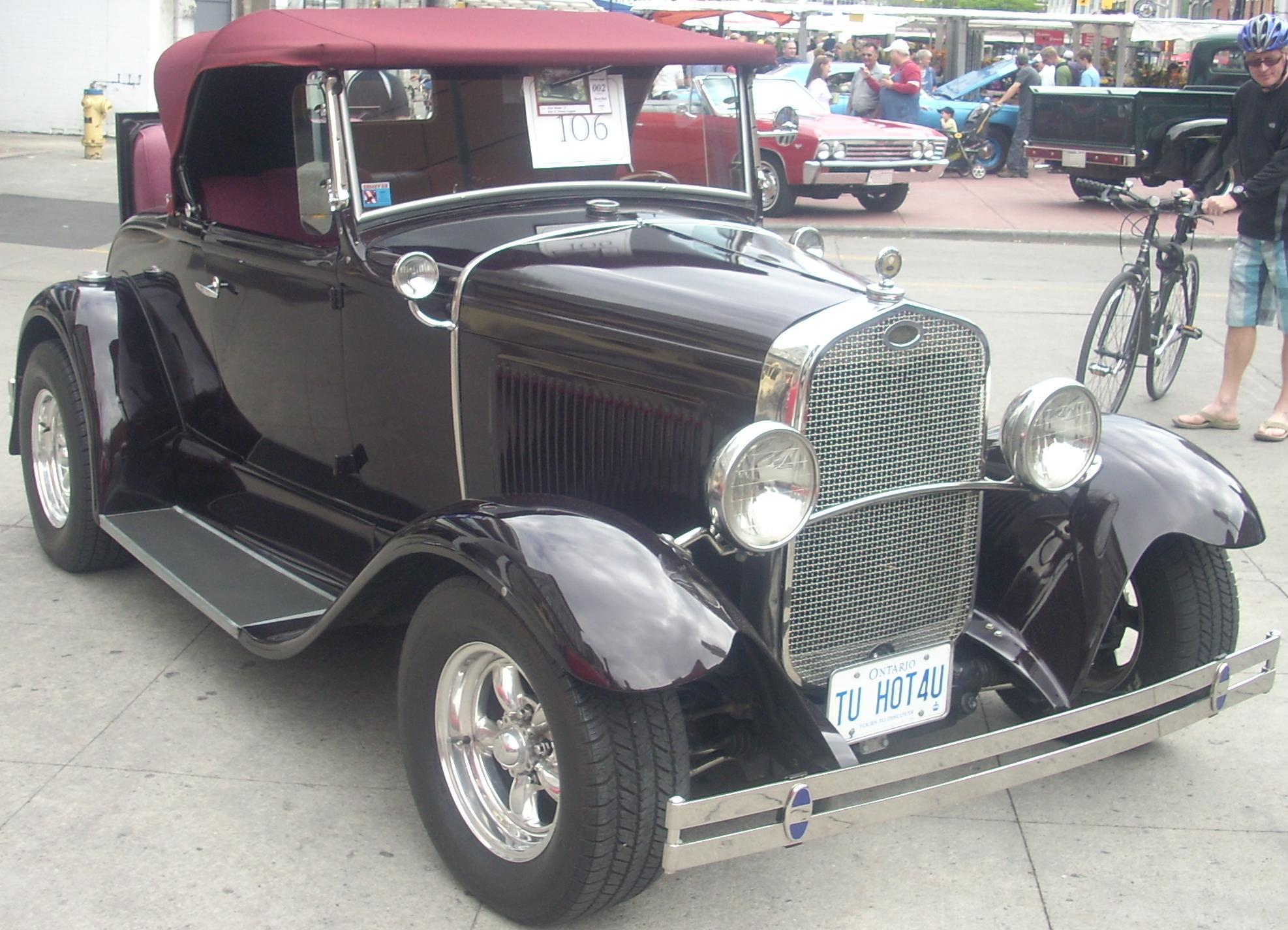 File:\'30 Ford Model A Street Rod (Byward Auto Classic).jpg ...
