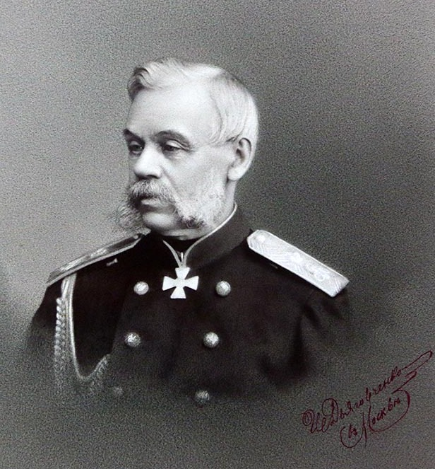 Милютин Дмитрий Алексеевич, генерал (с)1880-1885,Дьяговченко, gp2753 e1t3a.jpg