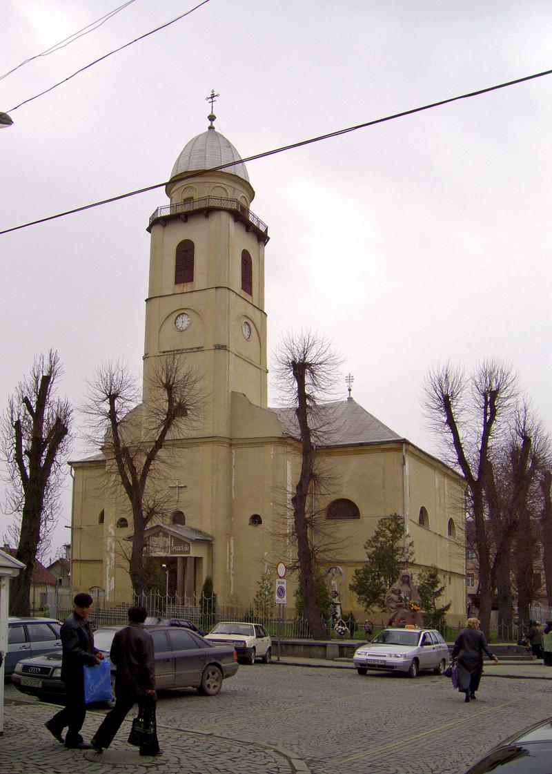 Мукачеве - Греко-католицький Успенський Собор PIC 0220.jpg