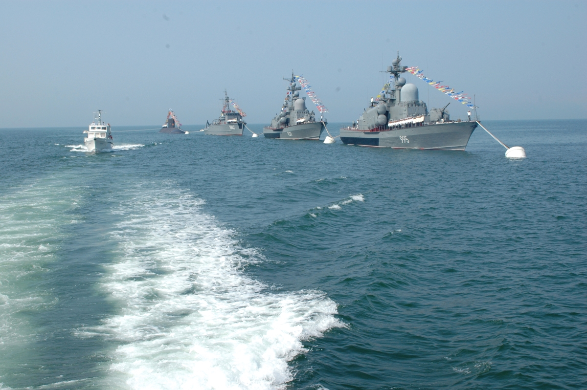 журнал морской флот №12 2012 г.