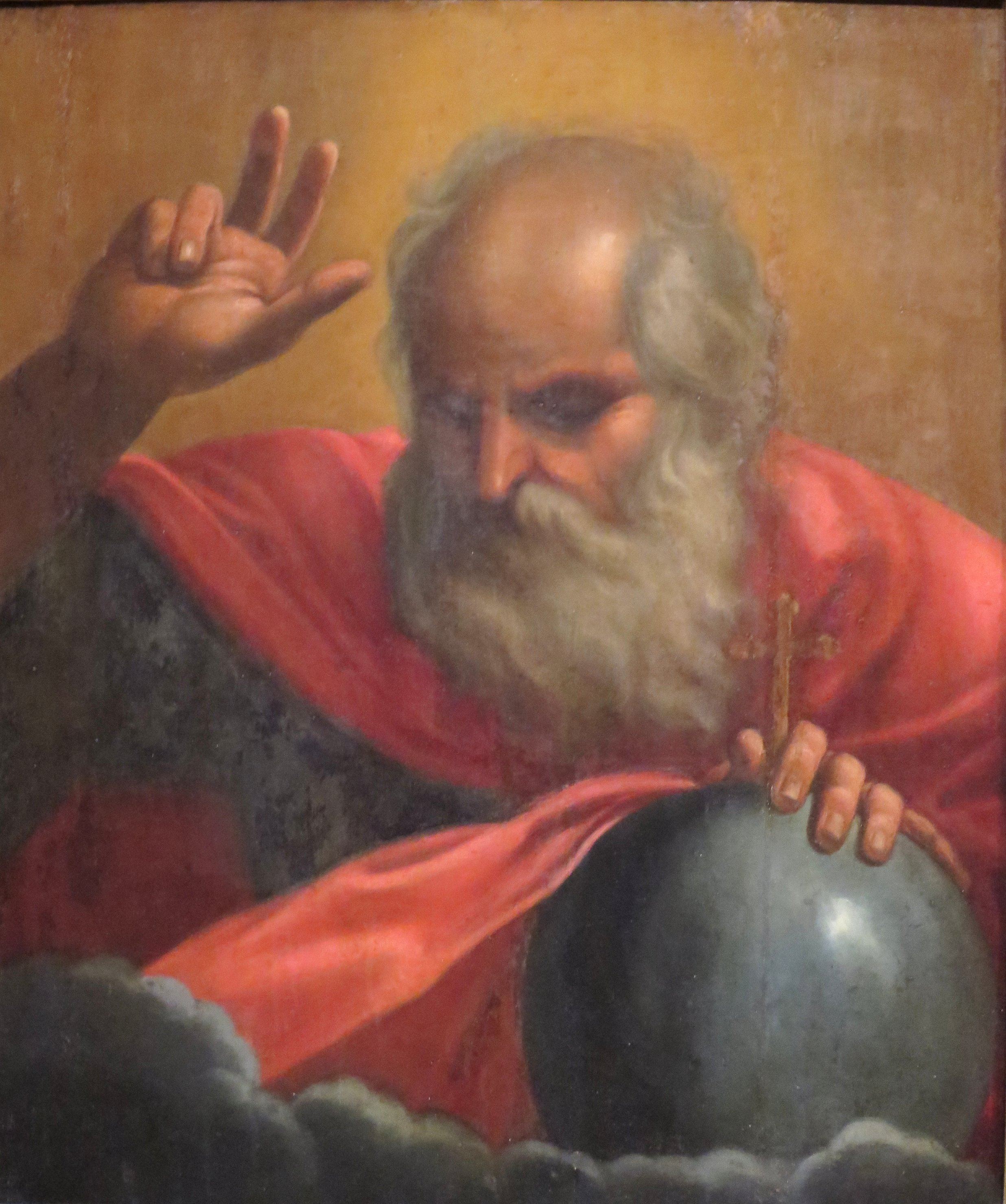 Image result for god the father art