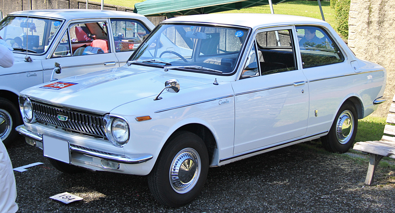 File 1968 Toyota Corolla 2 Door 1100 Deluxe Jpg