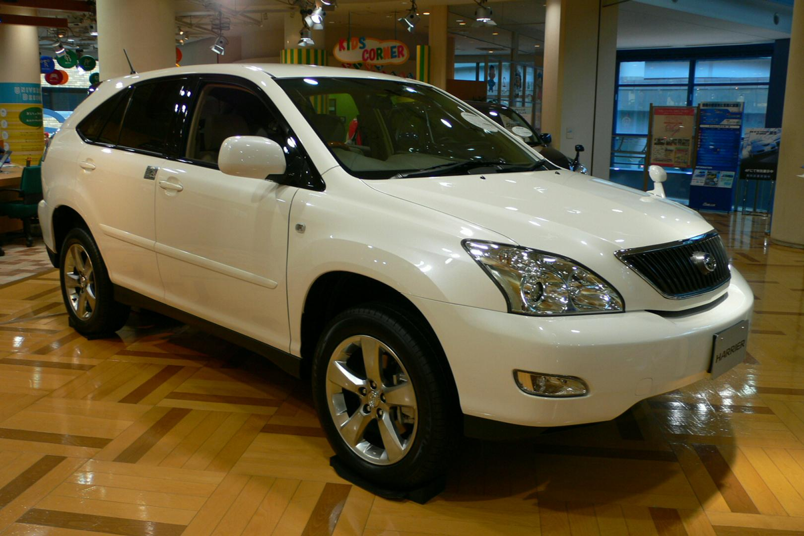 Toyota Harrier Wallpaper