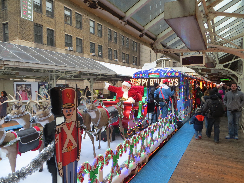 file20131129 11 cta holiday train adams wabashjpg - Cta Christmas Train 2014