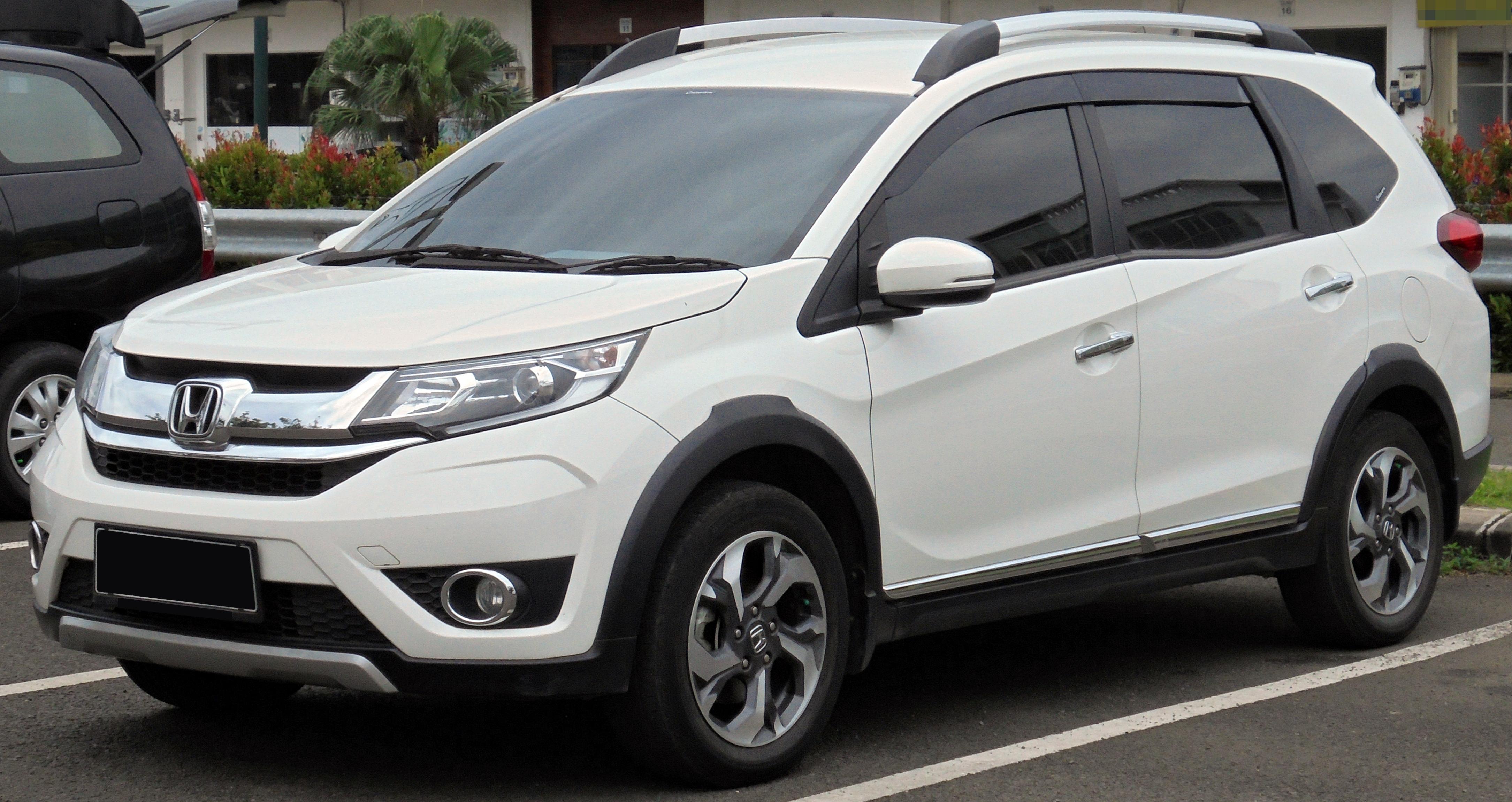 Honda BR-V - Wikipedia