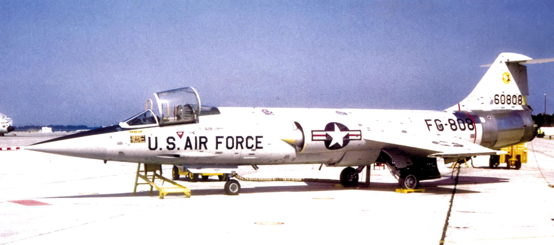 File 319th Fighter Interceptor Squadron F 104a 56 0808 Jpg
