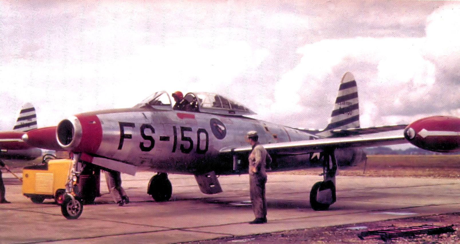 36th_Fighter-Bomber_Wing_F-84E_49-2150_F