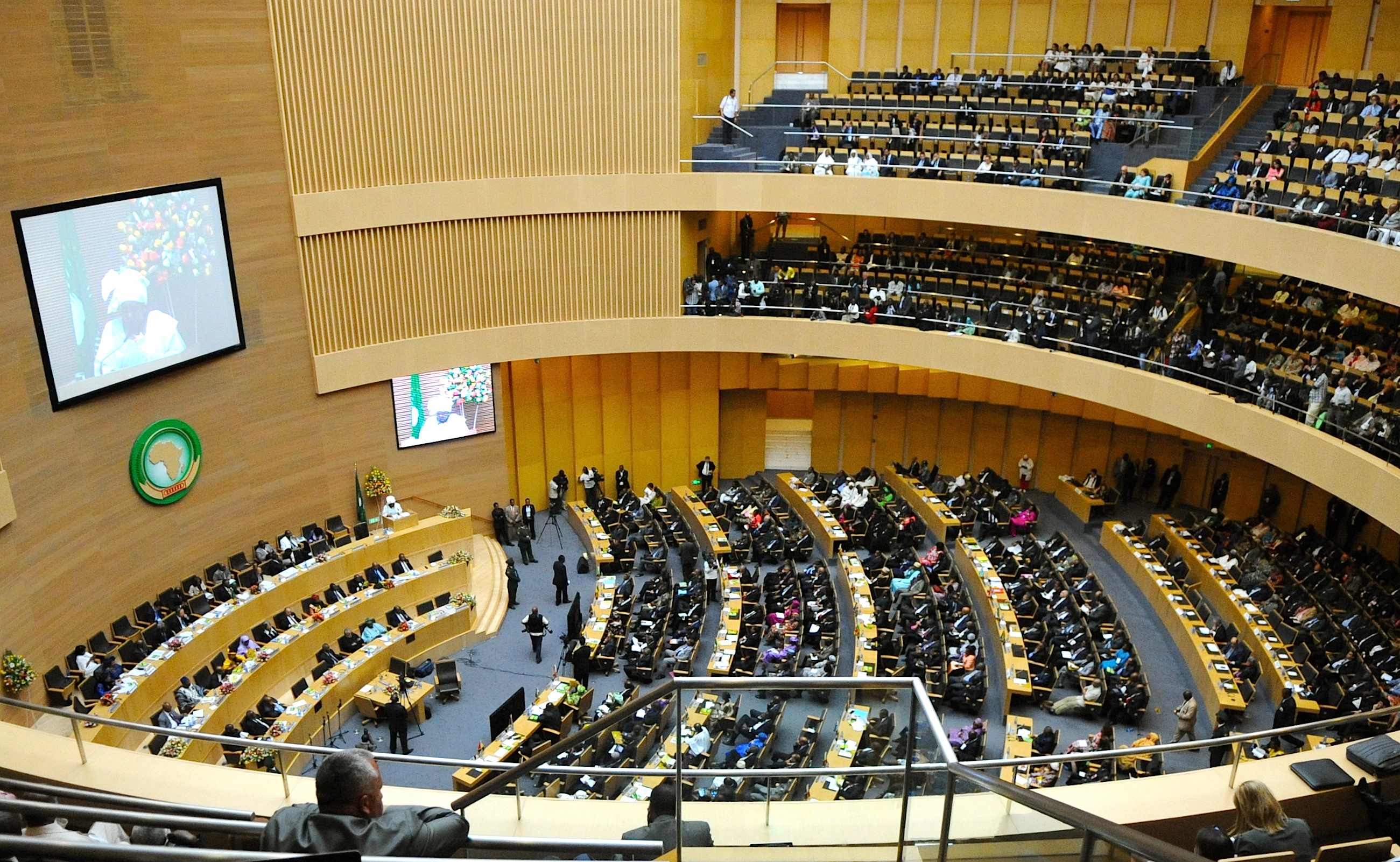50th anniversary African Union Summit