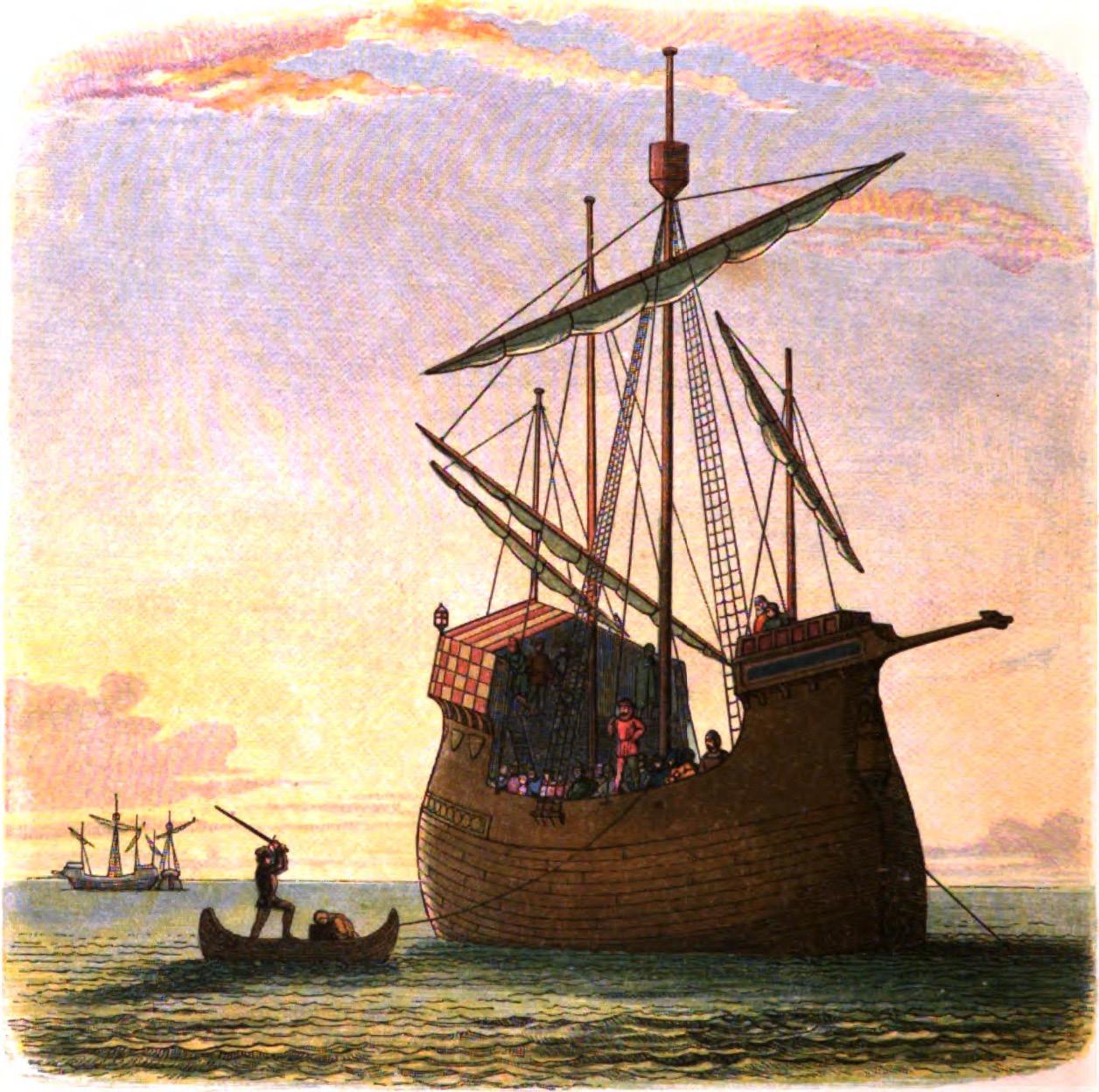 Depiction of Guillermo de la Pole