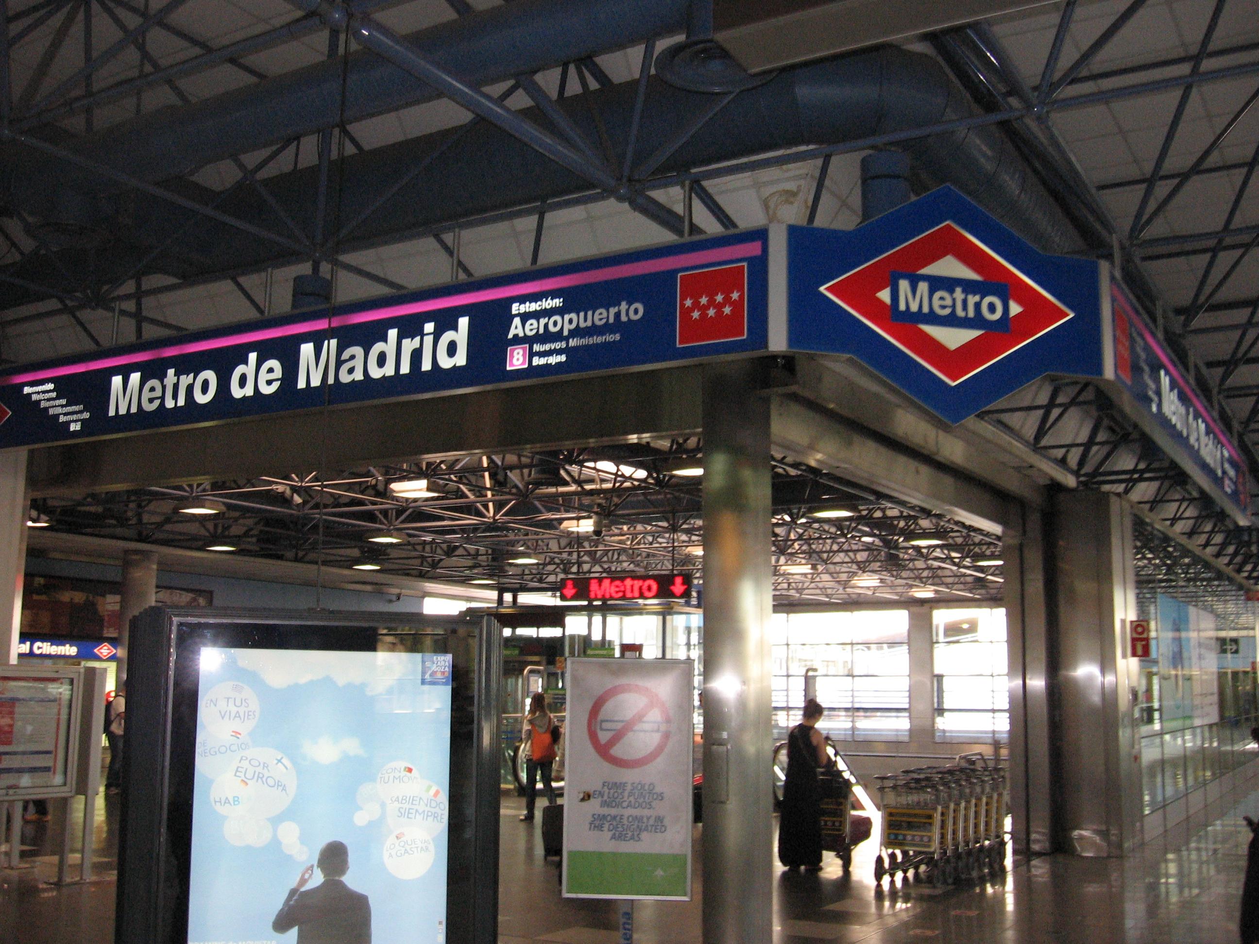 Aeropuerto T1 T2 T3 Wikipedia