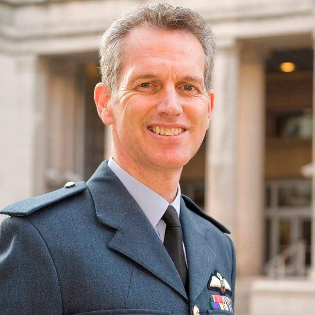 Air Chief Marshal Stephen Hillier