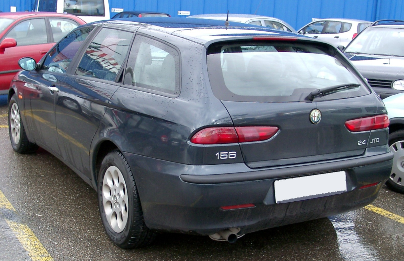 Alfa romeo 156 sportwagon wiki 12