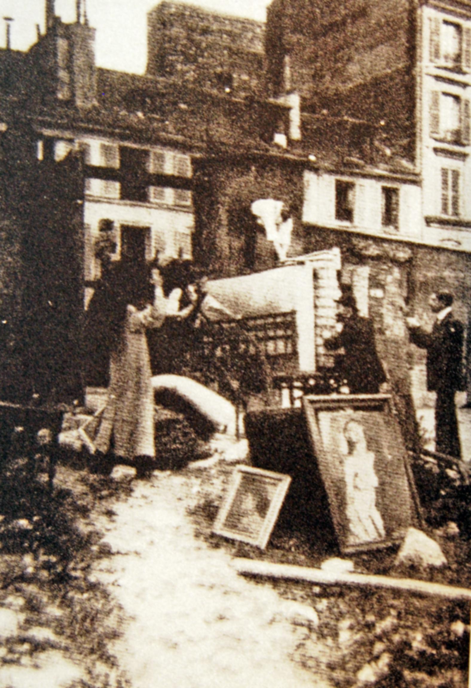 File amedeo modigliani moving delta studios 5th june 1913 for Paul s garden studios