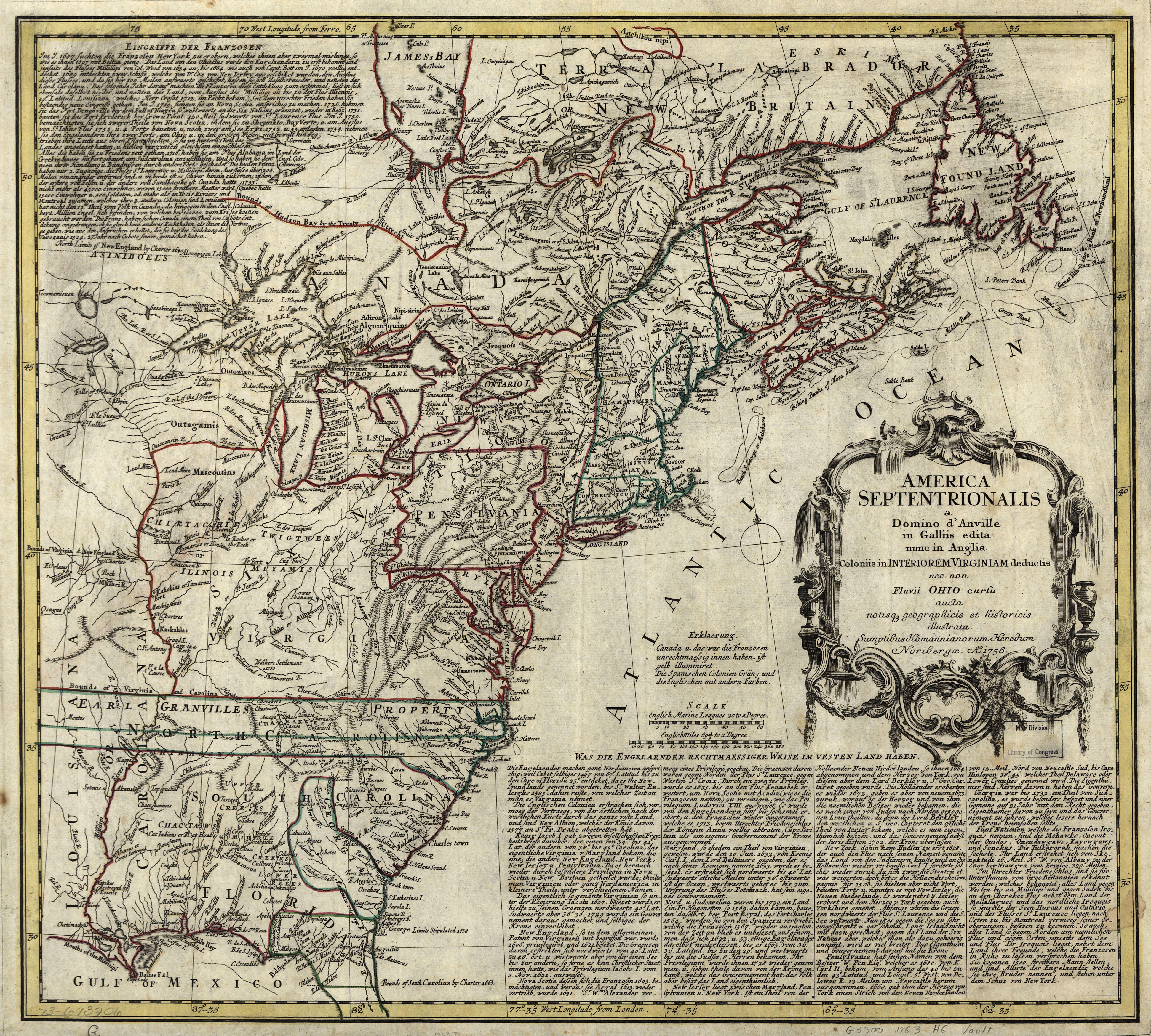 File:America Septentrionalis a Domini d\'Anville in Galliis edita ...