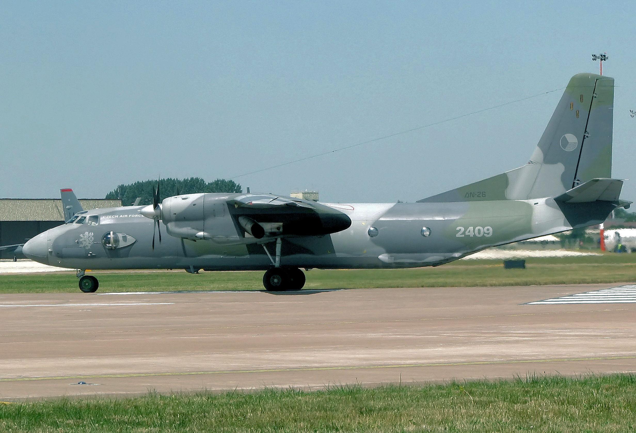 Antonov An 26