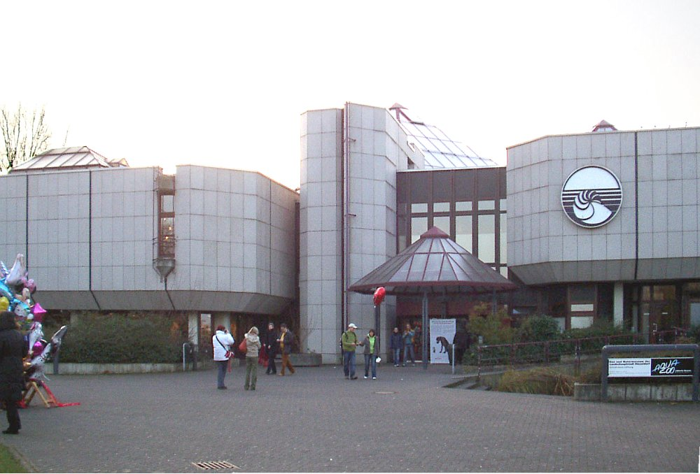 Aquazoo – Löbbecke Museum