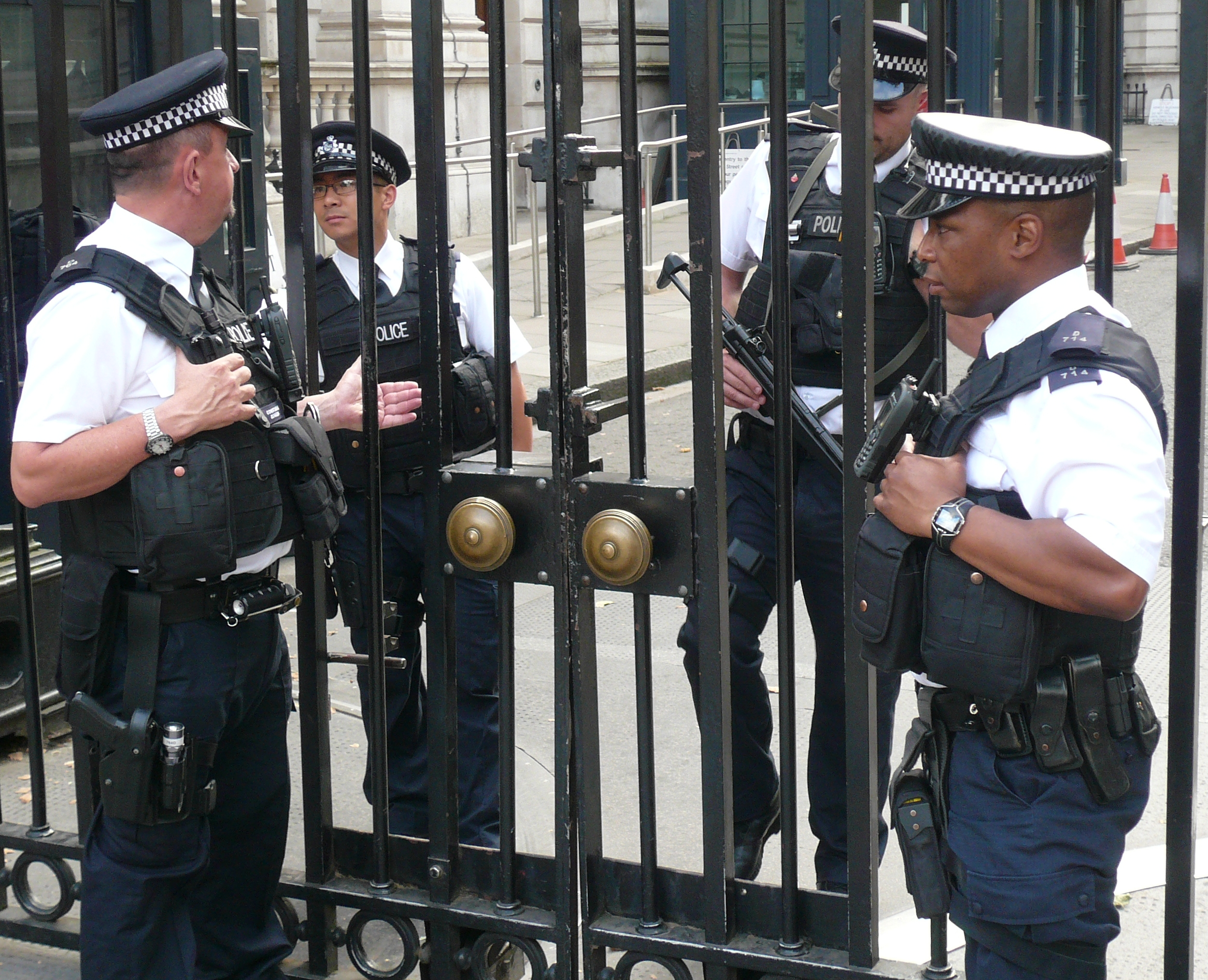 Security Equipment: List Of Security Equipment