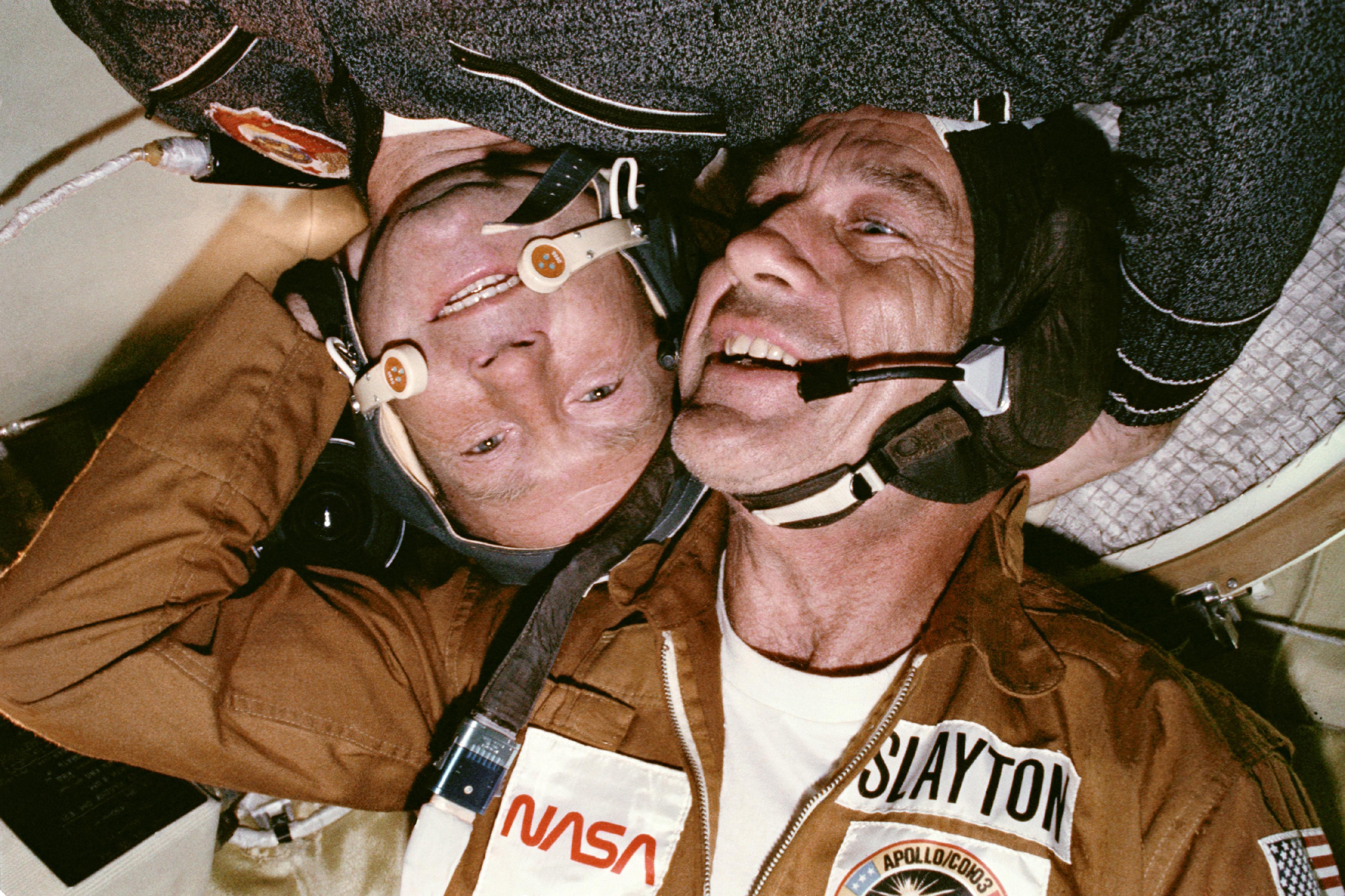 Apollo Test Flights Apollo–soyuz Flight[edit