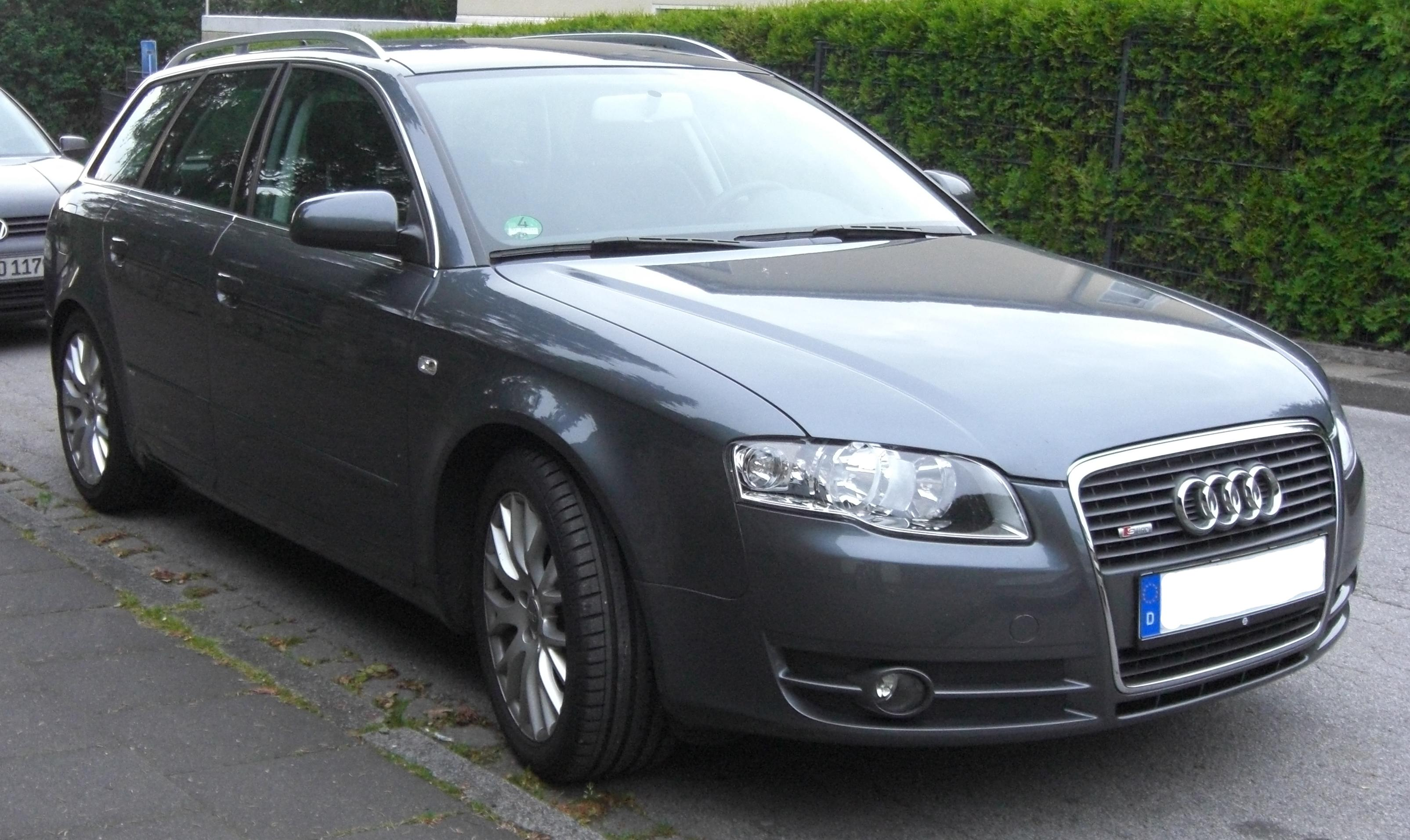 File audi a4 b7 avant wikimedia commons for Mueble 2 din audi a4 b7
