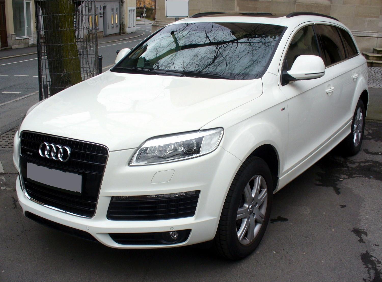 Audi Q7 - Wikipedia