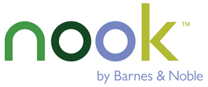 Logo for the Barnes & Noble Nook