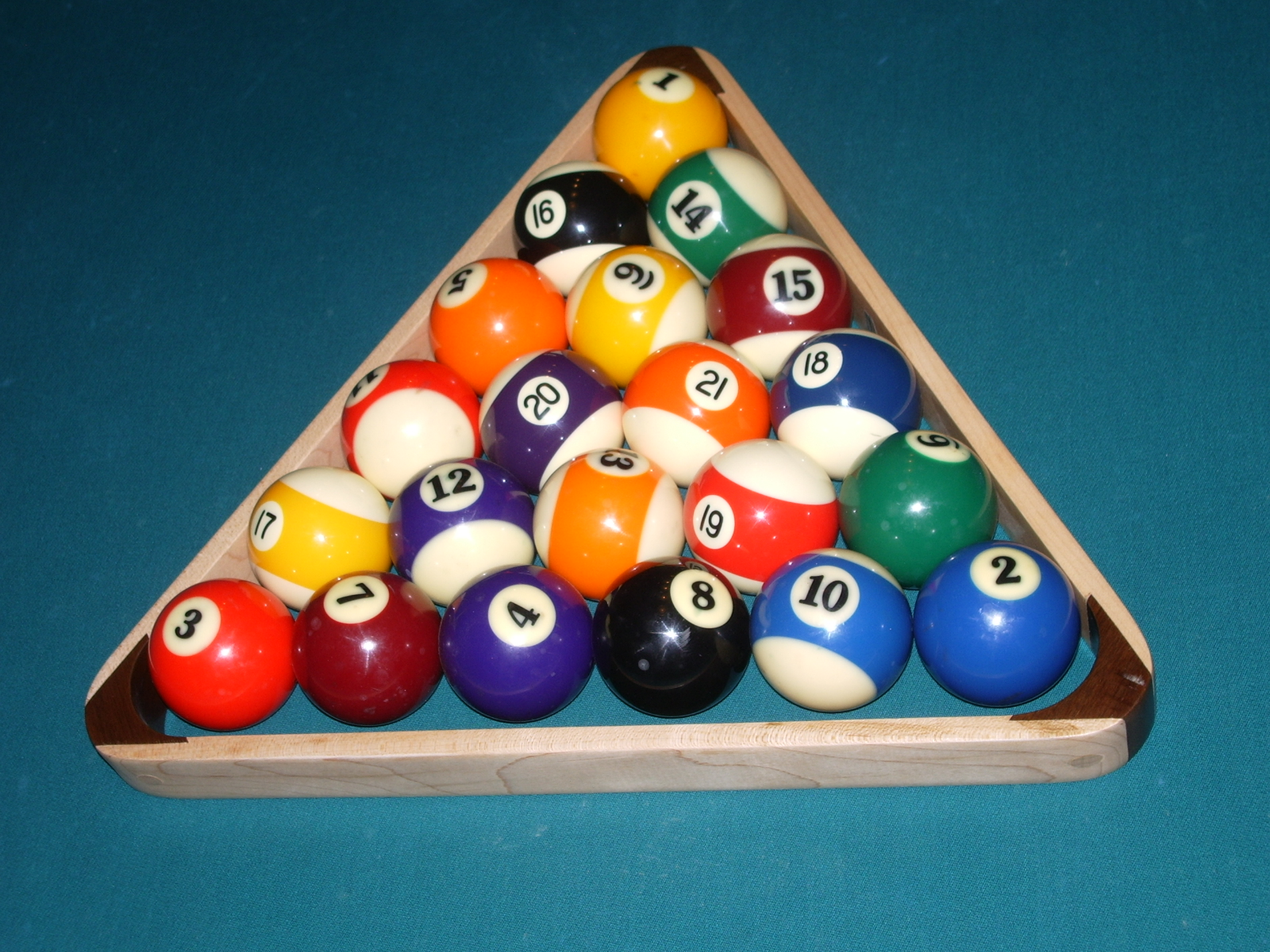 a history rules and types of billiards Except when clearly contradicted by these additional rules, the general rules of  pocket  type of game one pocket is a form of pocket-billiards in which the.