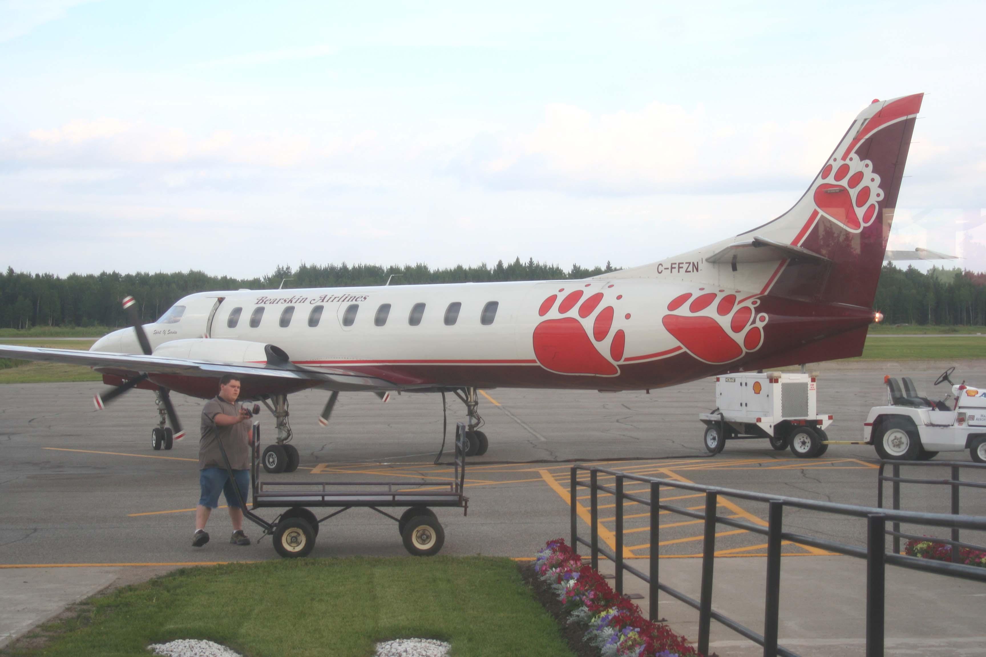 Bearskin Airlines #