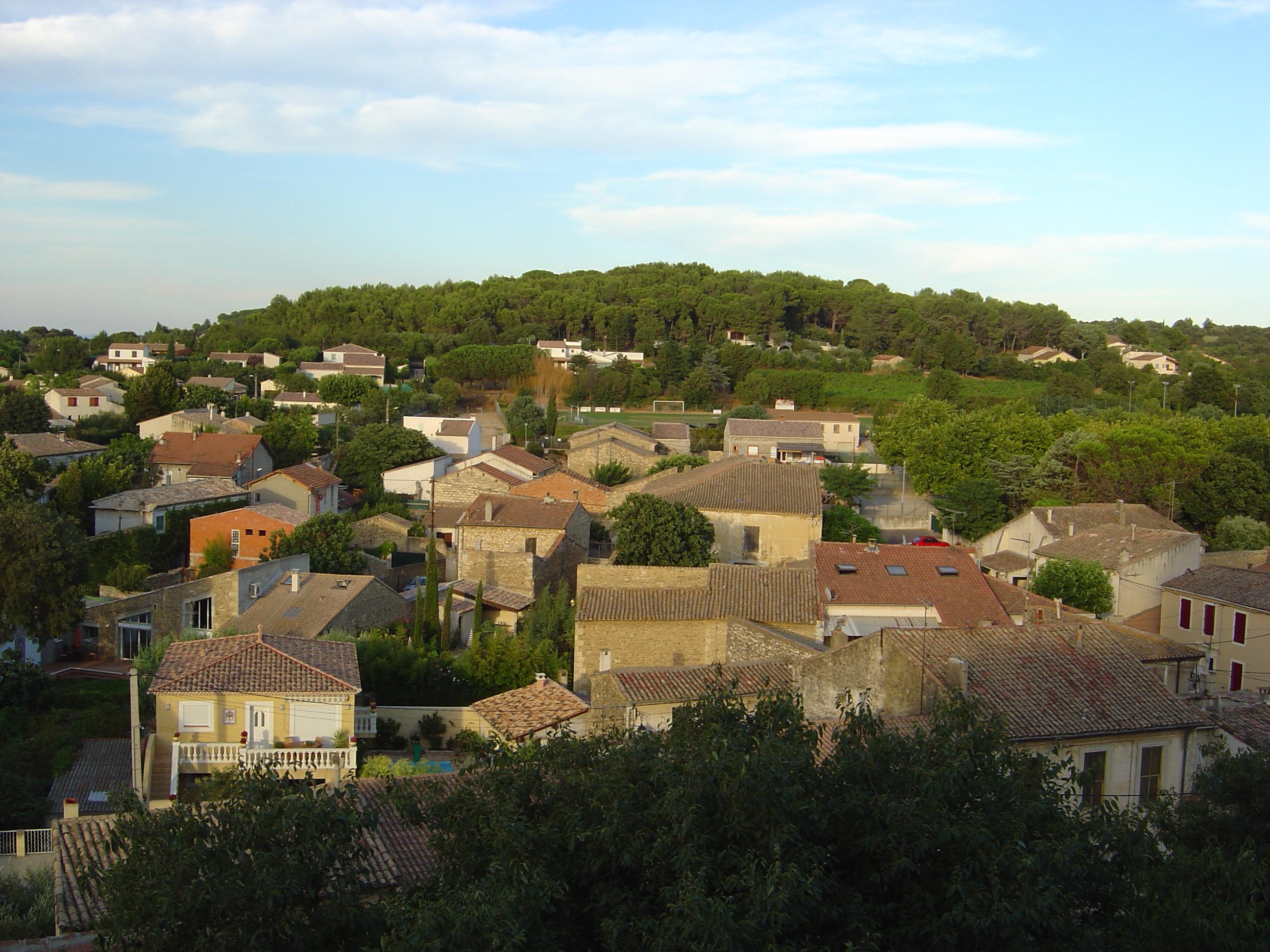 Bèuvesin (Gard)