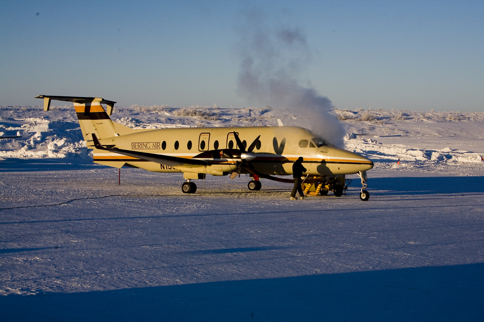 the history of alaskan aviation and its effect on people Alaska's 1930s bush pilots adored in alaskan aviation lore at the university of anchorage reports that moller is included in alaska aviation history.