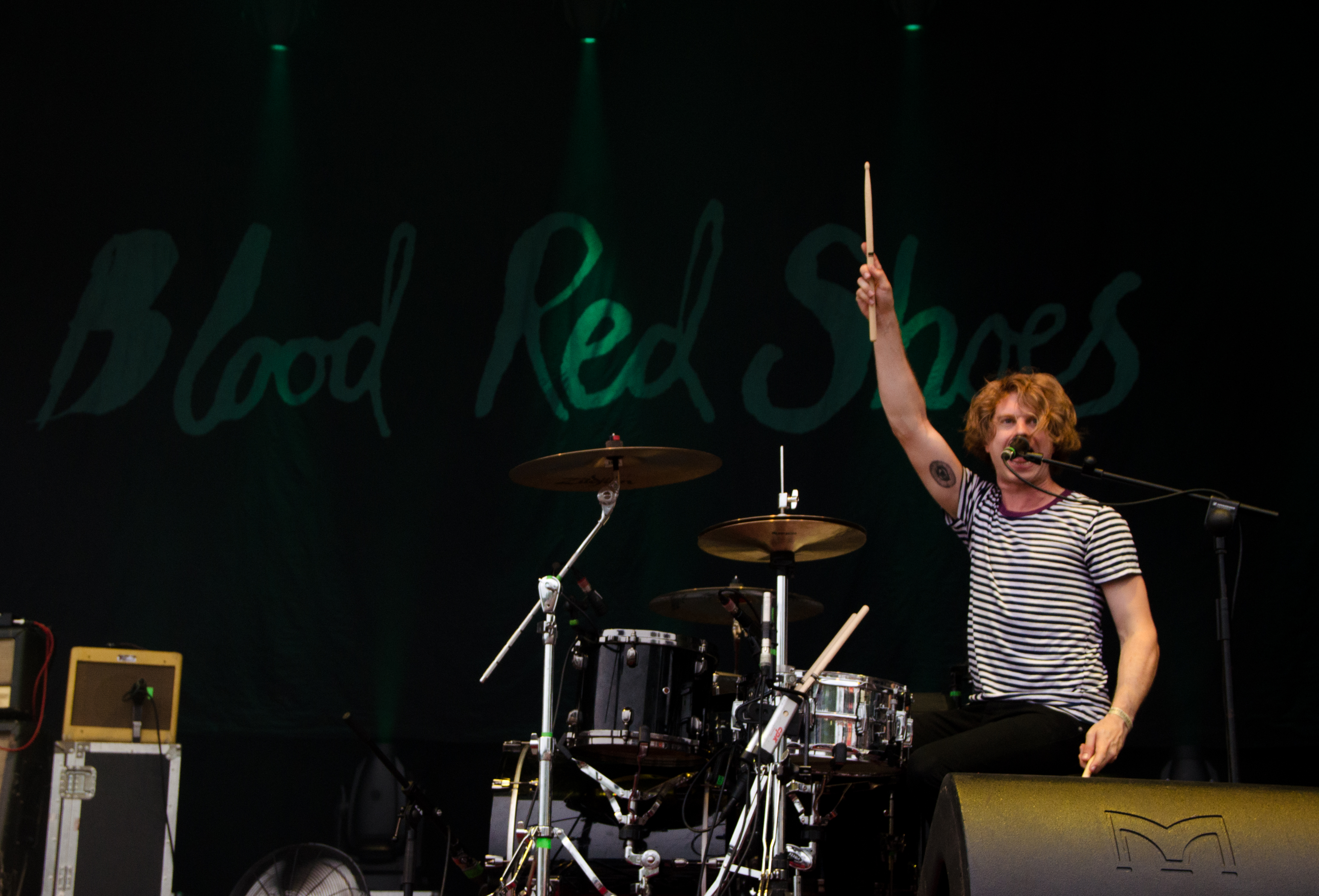 Blood Red Shoes Torrent