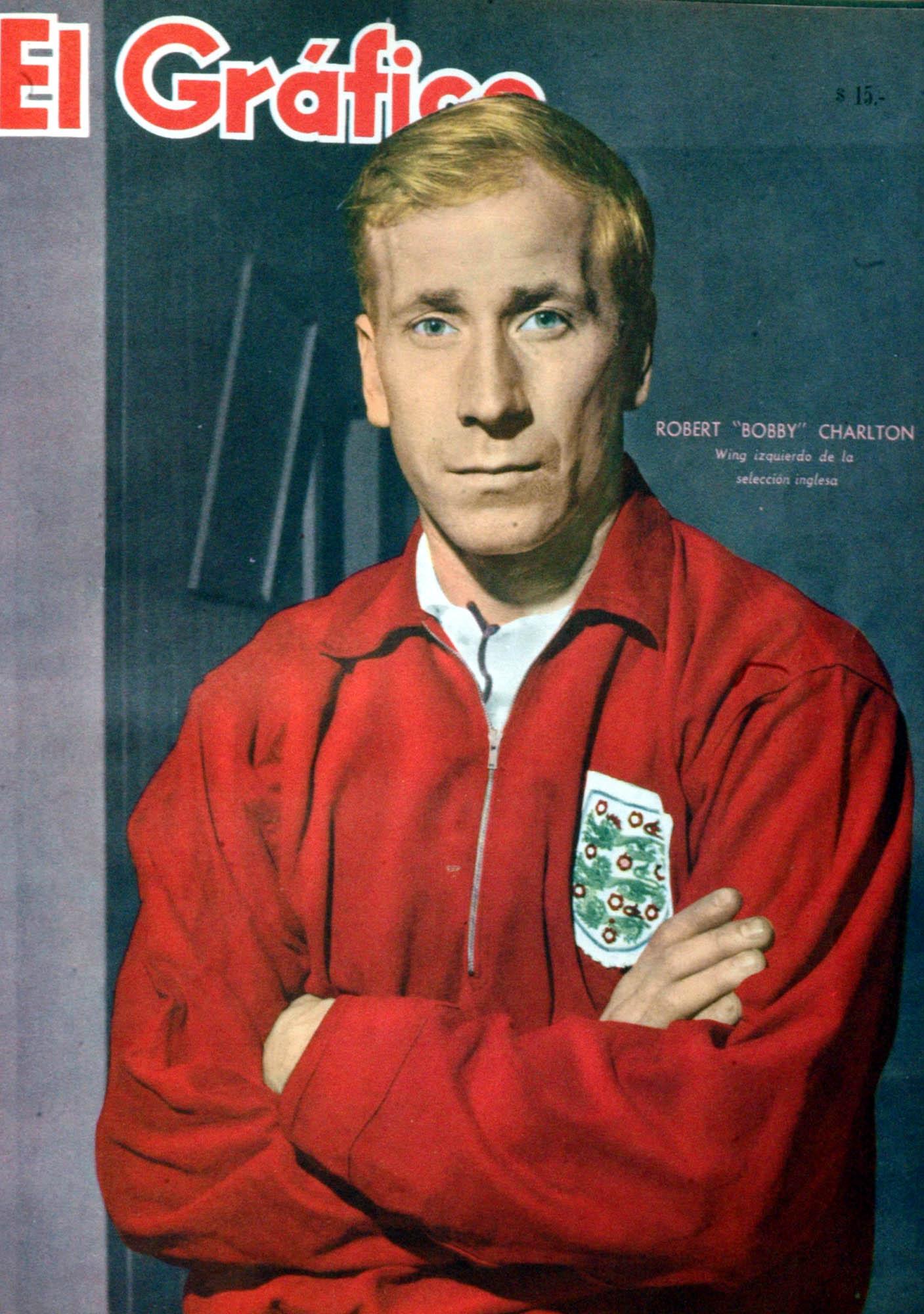 File:Bobby Charlton (Inglaterra) - El Gráfico 2229.jpg