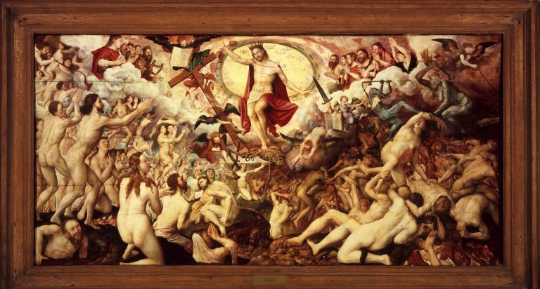 Brooklyn Museum - Last Judgment