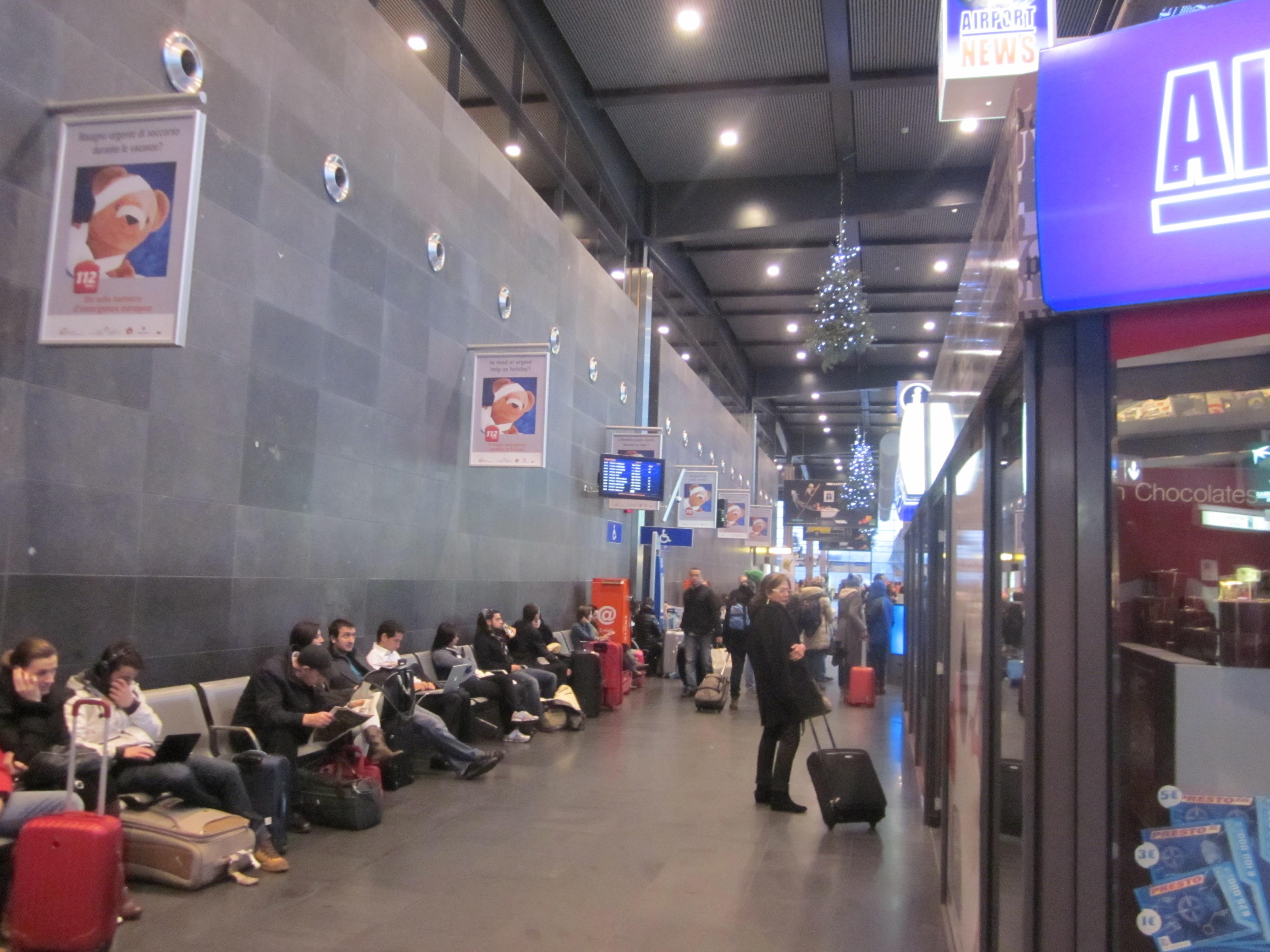 About: ブリュッセル・サウスシャルルロワ空港