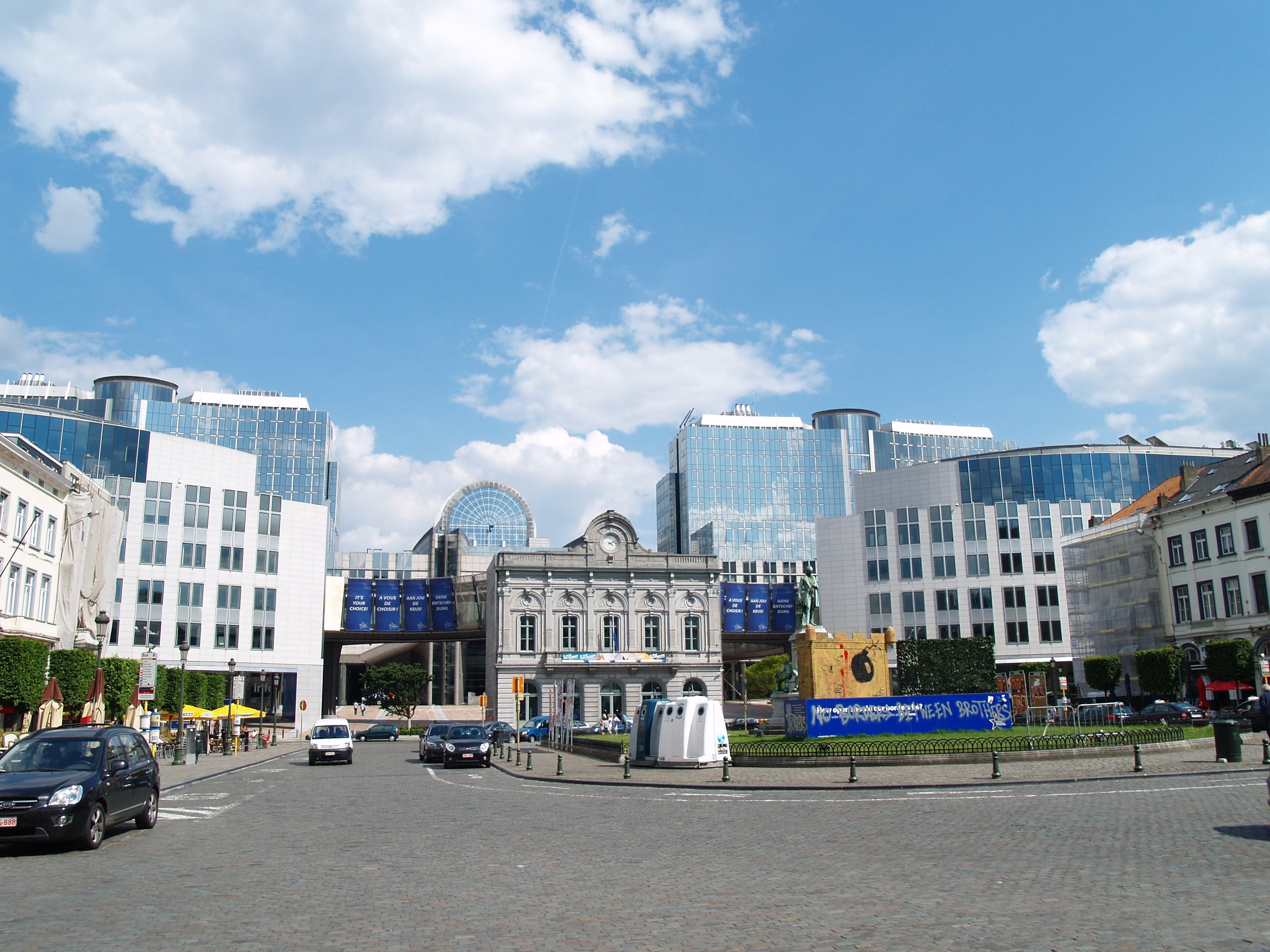 File bruxelles sede parlamento europeo for Parlamento sede