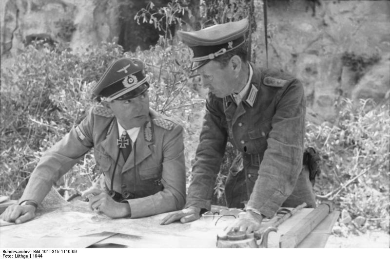 Generalmajor Ernst-Günther Baade