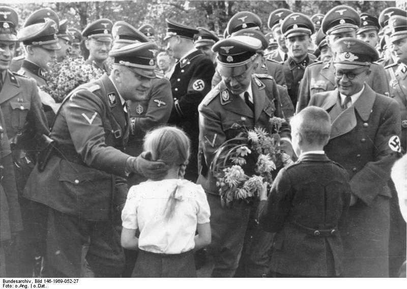 the holocaust heinrich himmler essay Heinrich himmler, hitler's right-hand man, was the main architect of the holocaust, using elements of mysticism and a fanatical believe in the racist nazi ideology to justify the murder of millions of victims.