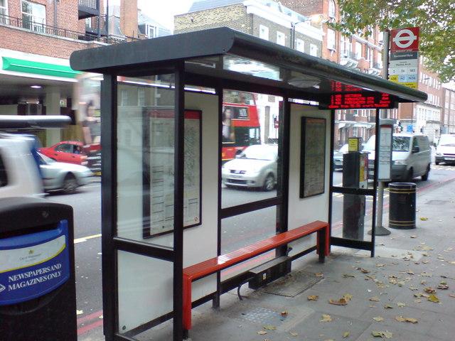 Bus stop - Simple Engl...