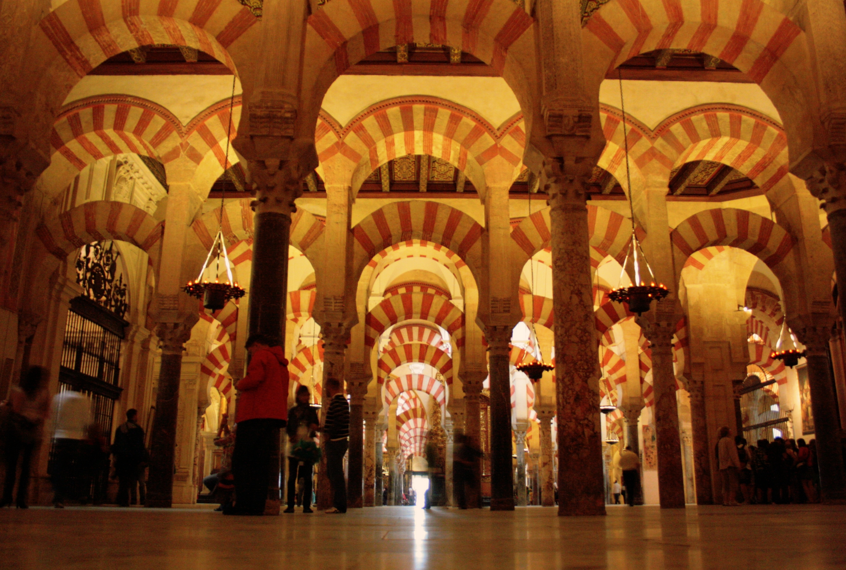1000 images about c rdoba on pinterest for Interior mezquita de cordoba