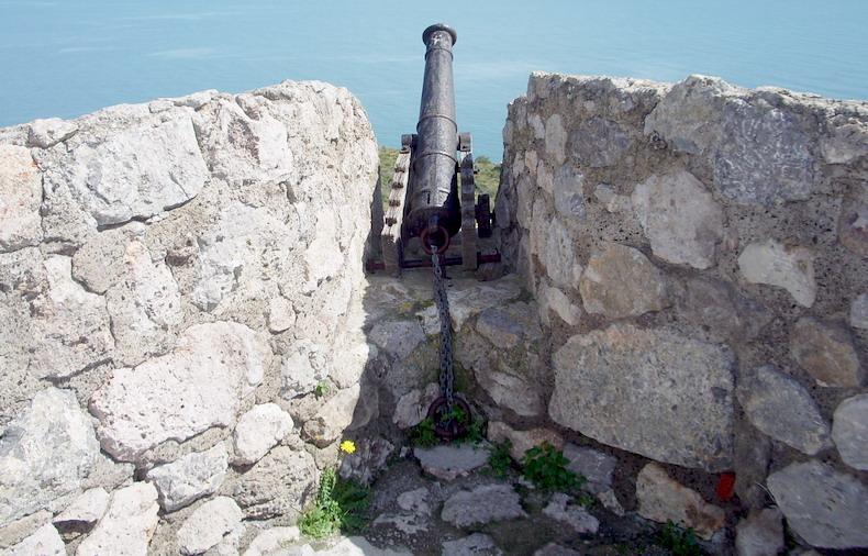 Cannoniera di Forte Filippo Porto Ercole