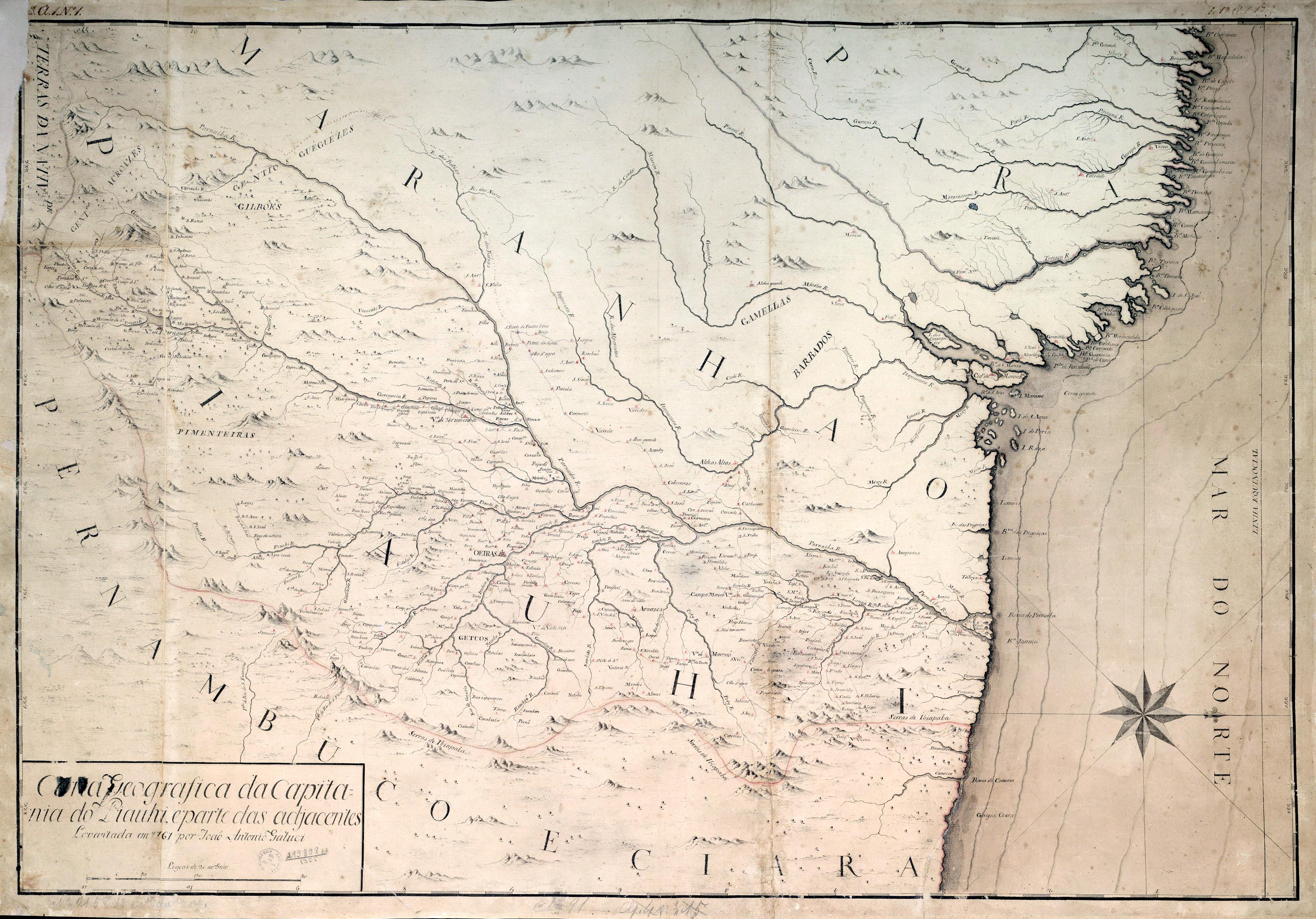 Filecarta Geografica Da Capitania Do Piauhi Galluzzi 1761jpg