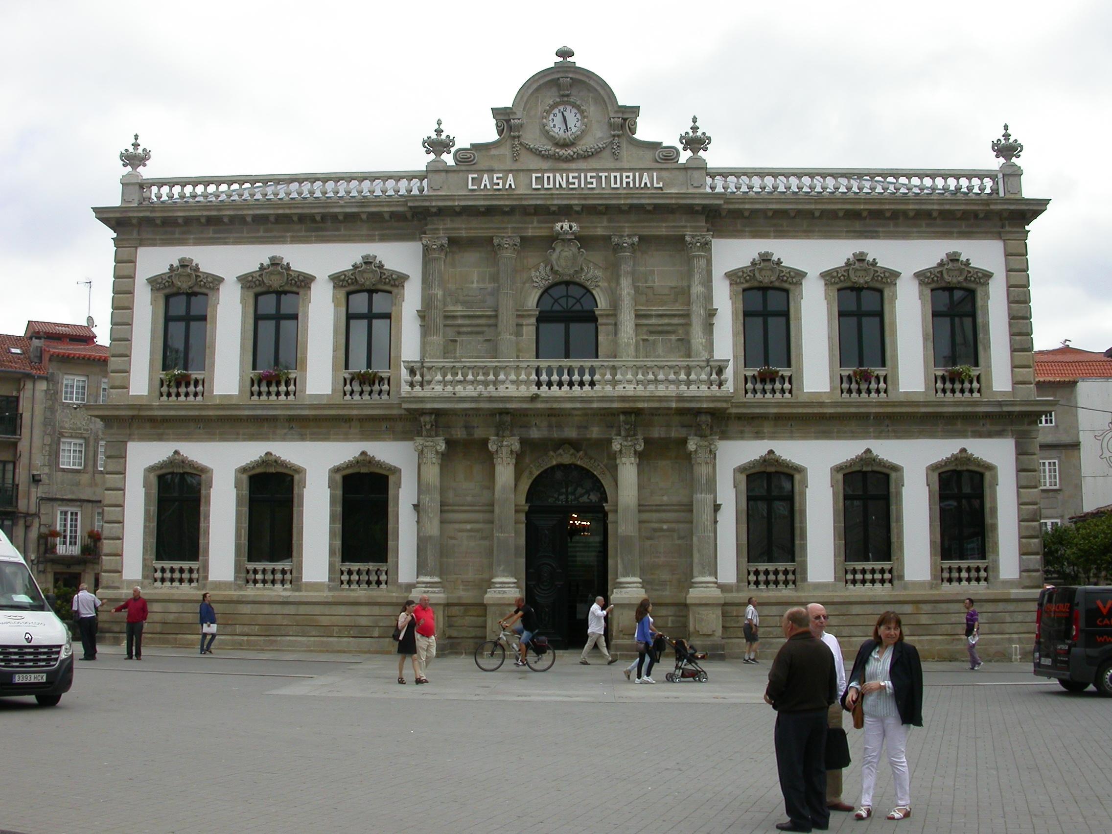 File casa consistorial de la ciudad de pontevedra jpg - Mi casa pontevedra ...