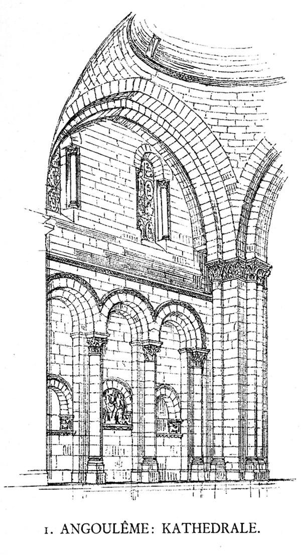 Nice File:Cathédrale Saint Pierre Du0027Angoulême Interior 01