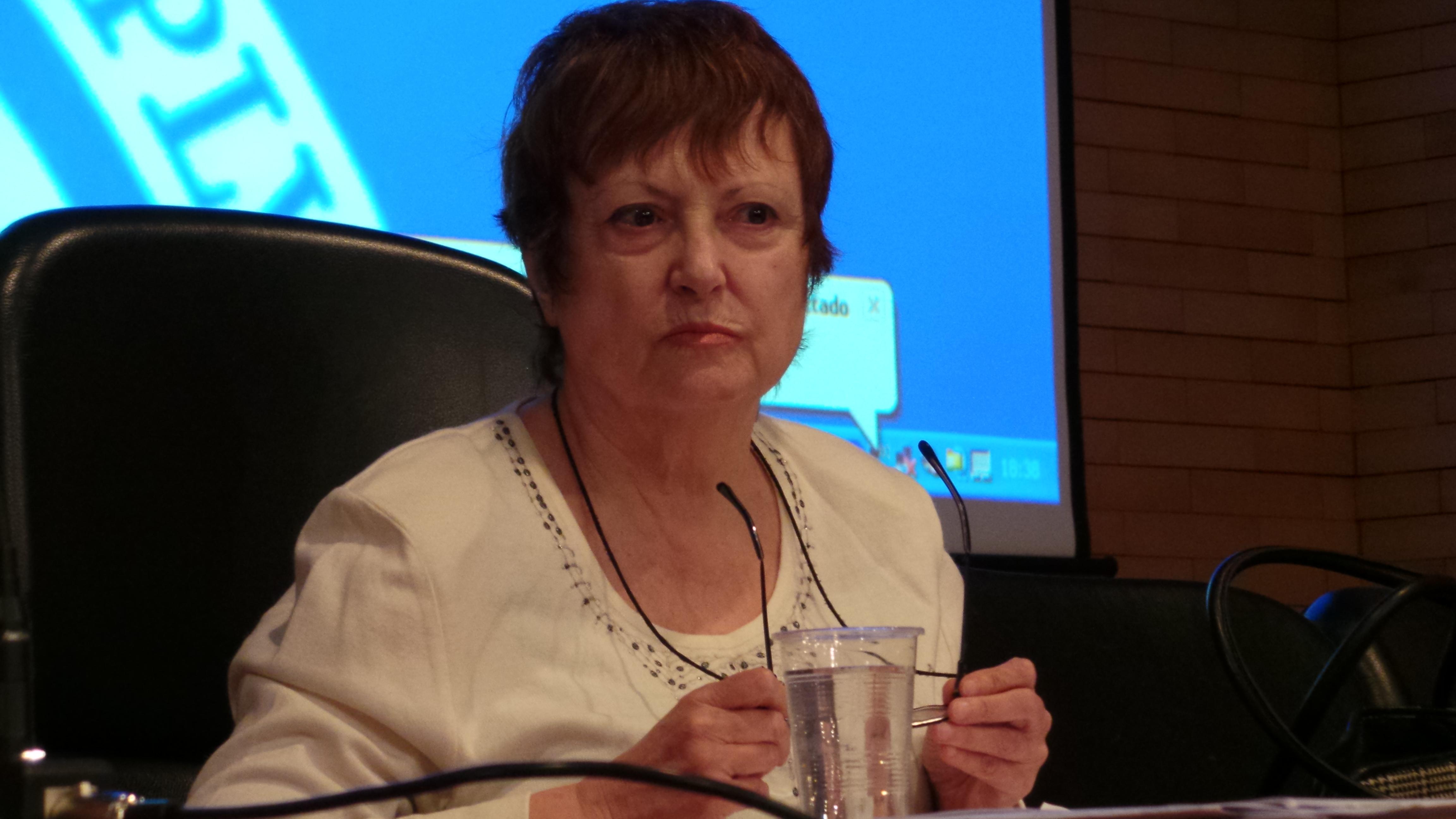 Celia Amorós in 2013