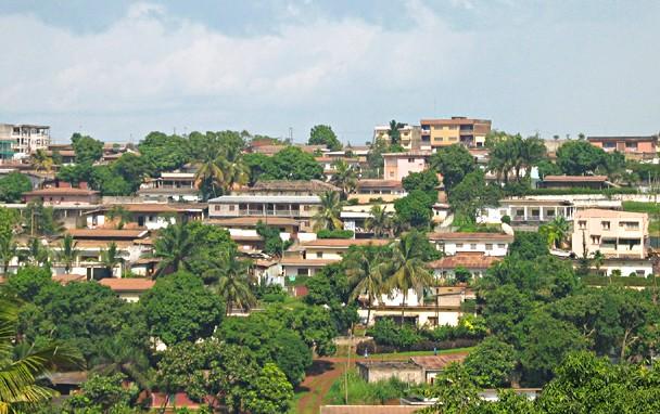 Kamerunun 2. Buyuk Kenti..Yaunde