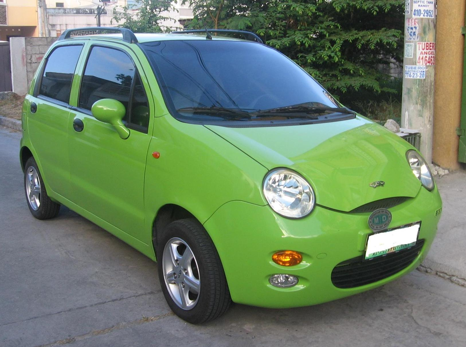 Chery QQ Car Price